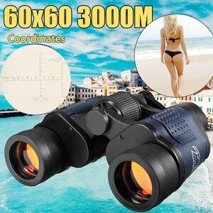 Image 3 - منظار APEXEL للرؤية الليلية 60X60 منظار عالي الوضوح عالي الدقة 10000 متر عالي الطاقة للصيد في الهواء الطلق بصري Lll مجهر ثابت
