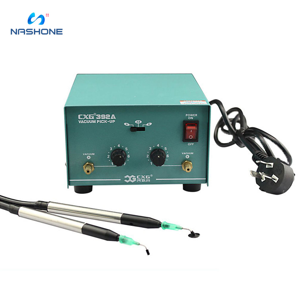 Nashone 392A Suction Pen BGA Repairing IC Chip SMD SMT Electric Vacuum Pick Up station Welding Auxiliary Tools Load Bearing 130g