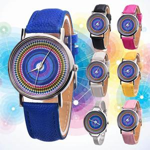 Ethnic Style Faux Leather Band