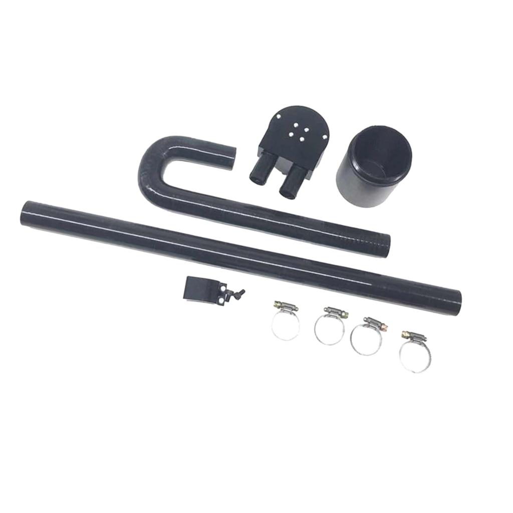 Séparateur d'huile de moteur de réservoir de prise d'huile universelle pour BMW N54 335i 135i E90 E92