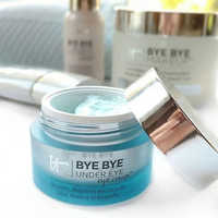It Cosmetics BYE BYE UNDER EYEs Eye Cream Moisturizing Makeup Base Cream Eyes Make Up Skin Brighten Eye Concealer