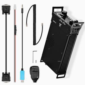 Image 5 - XIEGU G90 QRP HF Transceiver 20W SSB CW AM FM Amateur Radio 0,5 30 MHz SDR Struktur mit eingebaute Auto Antenne Tuner GSOC