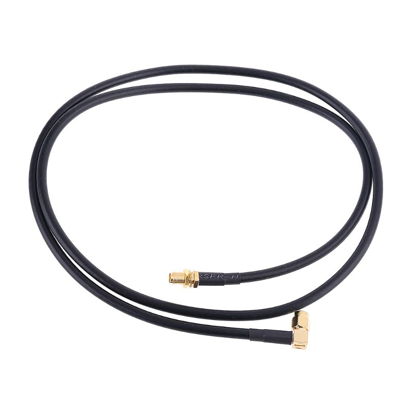 Tactic Antenna SMA-Male To SMA-Female Coaxial Extension Connection Cable Cord For UV-5R UV-82 UV-9R Plus Walkie Talkie Radio