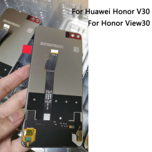 Original LCD For Huawei Honor View 30 LCD Display Screen Touch Digitizer Assembly For Honor V30 LCD Display with tools