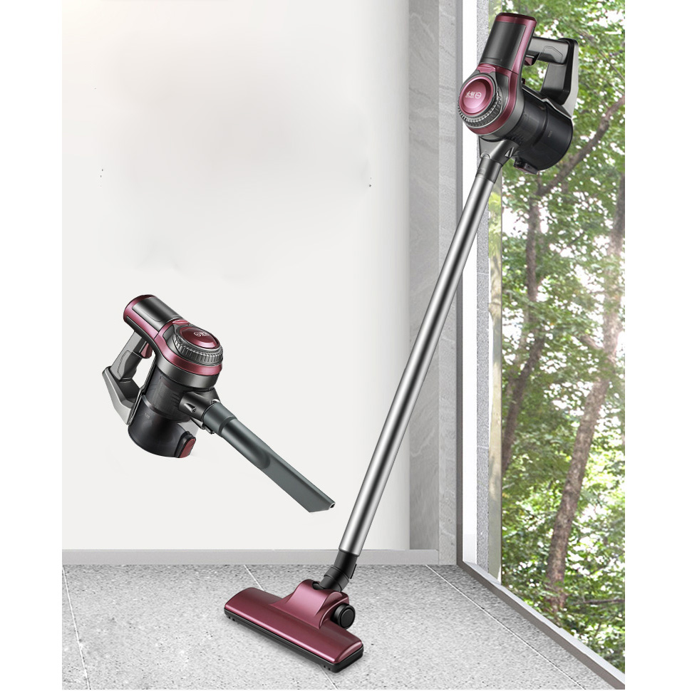 Carpet Vacuum-Cleaner Cordless Handheld Aspirador Dust-Collector Cyclone Strong-Suction title=