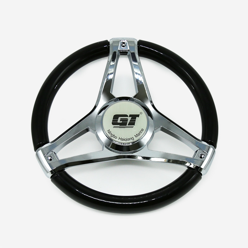 Parsun Boat Steering Wheel Boat Accessories Marine Mercury Steering Wheel For Vessel Yacht Boat Accessorie