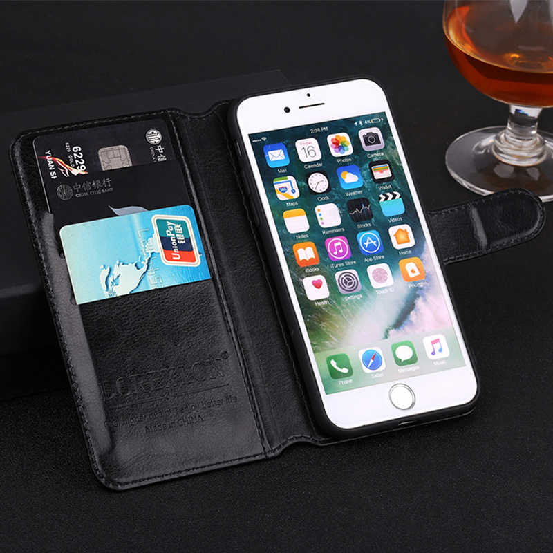Retro Flip Case For LG G8s G7 G6 G2 G3s G4C G5 G4 Stylus 2 3 4 5 PU Leather + Silicon Wallet Cover For LG X power 2 3 Case Coque