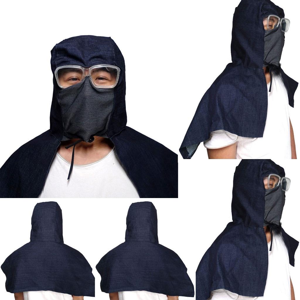 Protective Solid Creative Unsex Mask Hat Saliva Full Cover Head Face Splashing Isolation Mask Изолирующая маска FJWL 격리 마스크
