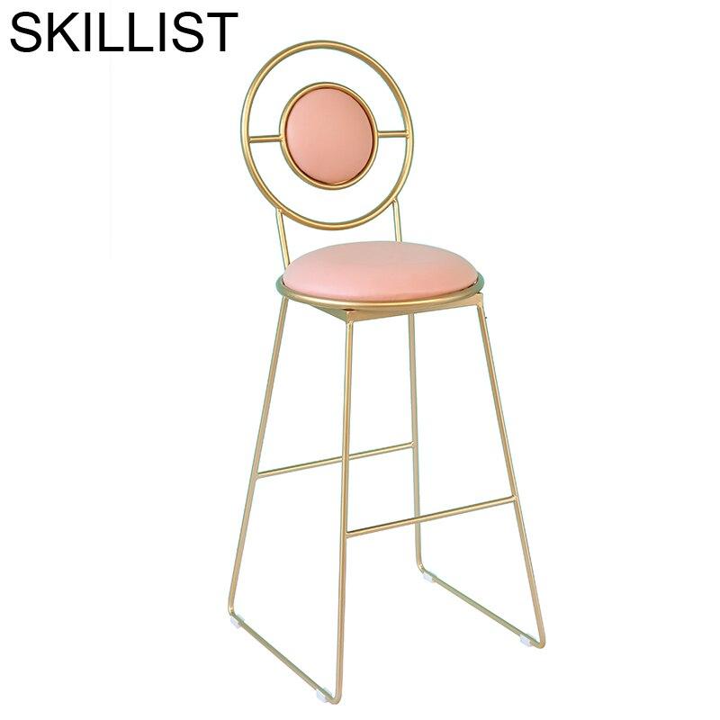 Moderno Stuhl Sedie Barstool Kruk Taburete Stoelen Sedia Barkrukken Leather Cadeira Tabouret De Moderne Stool Modern Bar Chair