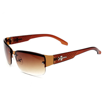 Mens Vintage Square Sunglasses