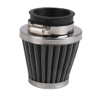 42mm Motorcycle ATV Cone Air Cleaner Filter ntake For Suzuki for Honda image