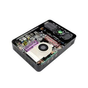 Image 5 - Игровой компьютер Intel i5 9400F 6 ядер 6 потоков i7 8700 i3 9100F Nvidia GTX 1050TI мини ПК 2 * DDR4 2 * HDMI 2,0 1 * DP 1 * DVI WiFi