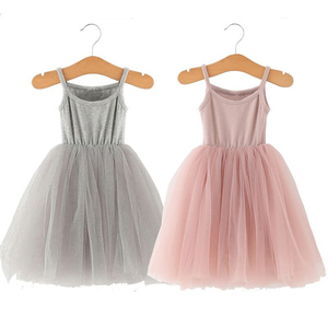 Baby Girl Dresses Party And Wedding 2020 Summer 24M-6Years Pink Baby Dresses For Girl Princess Newborn Dress Birthday Gift Robe