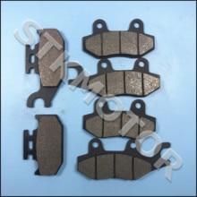 세미 메탈릭 브레이크 패드 키트 2004 2012 yamaha raptor 700 용 rhino 450 rhino 660 1s3 w0045 10 00 5b4 w0045 00 00