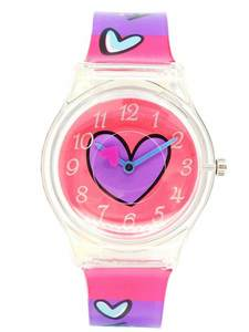 Clock Watch Girls Silicone Sports Boys Students Children Relogio Fashion Quartz Analog