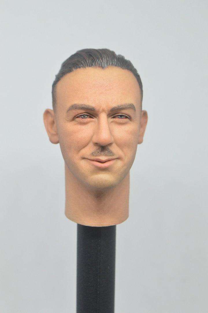 "Facepoolfigure FP-SC-001 1//6th Male Head Sculpt For 12/"" Action Figure Hot Toys"