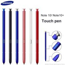 Original inteligente pressão s caneta caneta stylus tela de toque capacitivo para samsung galaxy note 10 plus spen toque galaxy lápis