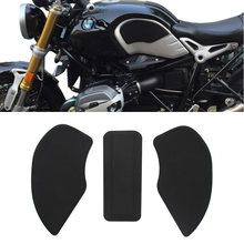 OLPAY Motorcycle Gas Tank Side Traction Knee Protector Anti Slip Pad For BMW R NINE T 2014-2017(China)