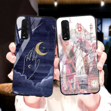Phone Case For Oppo A91 A31 A9 A5 2020 Case Tempered Glass Cover Funda For OPPO A83 A79 A77 A7 A59 A3S A37 A33 A1k A3 Case Cover tempered glass for oppo a3 a3s a5 a71 a83 explosion proof screen protector for oppo f9 r17 glass