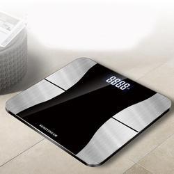 Loose Sakura waga analityczna gospodarstwa domowego USB ładowanie skala tłuszczu zdrowie waga do pomiaru tkanki tłuszczowej elektroniczna waga konfigurowalna w Waga łazienkowa od Dom i ogród na