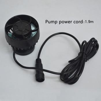 10w/20w Wireless linkage fish tank frequency conversion wave pump surf pump ultra quiet freshwater sea water mini water pump