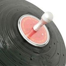 Pince de nettoyage étanche pour disque vinyle, protection pour économie d'étiquettes, acrylique, nouveau, 2021
