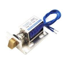 DC6V DC12V DC24V маленький электромагнитный замок шкафчики для хранения электронный замок мини Электрический Болт замок ящика файл шкаф замок