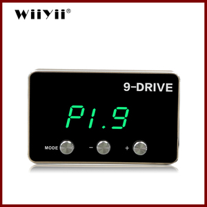 Image 1 - GEYIREN Car electronic throttle controller for modify tune grooming maintain refit beauty service center Auto gas pedal booster