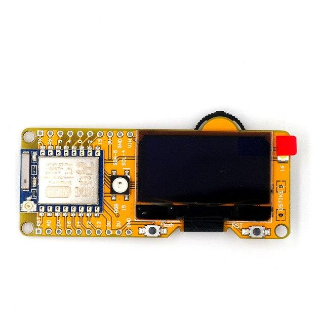 DSTIKE WiFi Deauther MiNi ESP8266/ESP 07 OLED 5V 0.8A D2 008