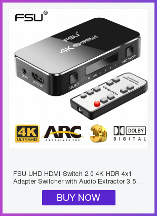 H8dd27f388fa54e9094b8198a519a019aQ HDCP 4K HDMI Splitter Full HD 1080p Video HDMI Switch Switcher 1X2 Split 1 in 2 Out Amplifier Dual Display For HDTV DVD PS3 Xbox