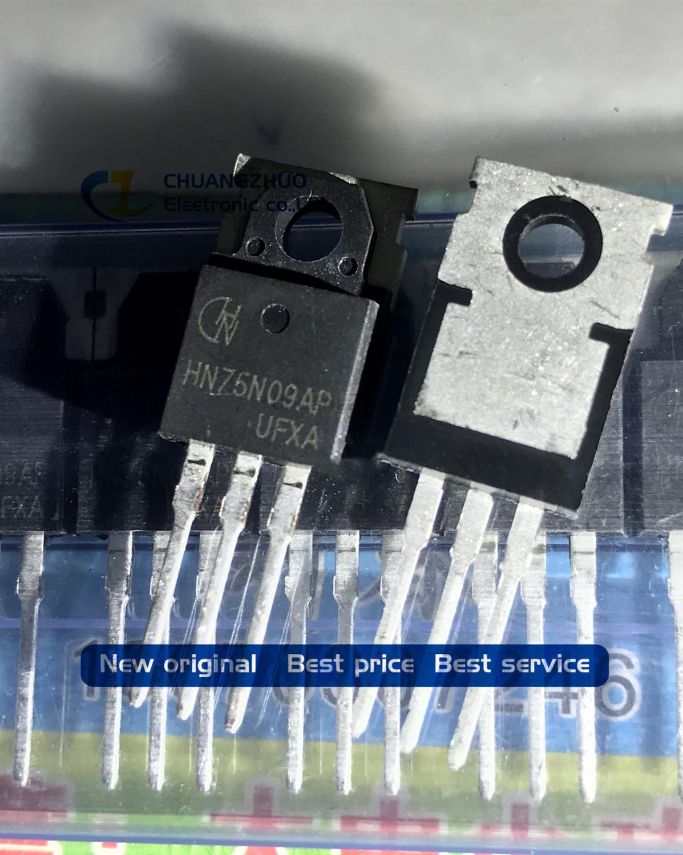 10pcs  New Original HN75N09AP MOSFET N-CH 90V 75A TO220
