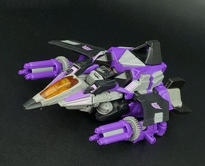 Image 2 - IDW Skywarp самолет робот Actin фигурка Классические игрушки для мальчиков фигурка