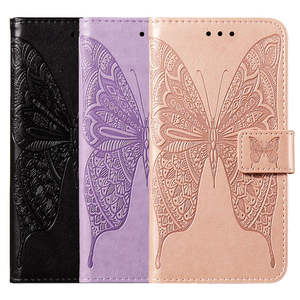 For Samsung Galaxy A70 Case Magnetic Embossing Leather Phone Case For Samsung A70 SM-A705FN A705FN A705 Flip Wallet Stand Cover