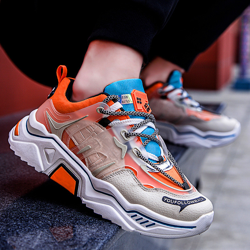 2020 Mesh Casual Shoes Spring Men Lightweight Breathable Men's Sneakers Shoes Male Walking Footwear Black Unisex Plus Size 44