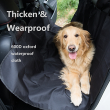 Get more info on the Hipidog Washable 600D Oxford Dog Car Seat Anti-slip Waterproof Dog Carrier Portable Thicken Dog Seat Cover for Car
