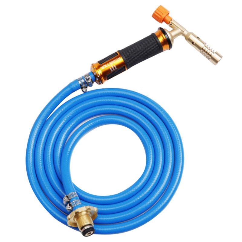 Ignition Liquefaction Welding Gas Torch Copper Explosion-Proof Hose Welding Tool For Pipeline Air Conditioning Air Fryer