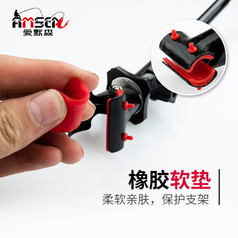 Antenna Stand after Hanging Fishing Rod Fishing Gear gan jia Carbon Rod after Hanging Fort Small China Angling 50 Yuan Floodlights     - title=