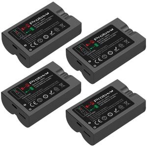 Image 1 - 充電式 3.65V 6800 mah のリチウムイオン電池と互換性リングビデオドアベル 2 、リングスポットライトカムとリングスティックアップカム