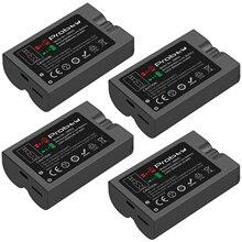 Ricaricabile 3.65V 6800mAh Agli Ioni di Litio Batteria Compatibile con Anello di Video Campanello 2, anello Riflettore Cam e Anello Stick Up Cam