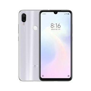 Image 4 - グローバルバージョンホワイト Xiaomi Redmi 注 7 4 ギガバイトの RAM 64 ギガバイト ROM 5V 2A QC 充電携帯電話 snapdragon 660 4000 2600mah 48MP Xiomi カメラ