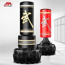Боксерский мешок с песком, вертикальный тип, бытовая Sanda, взрослый стакан, боксерские мешки с песком, Детские Висячие tai quan dao ba, тренировочное оборудование