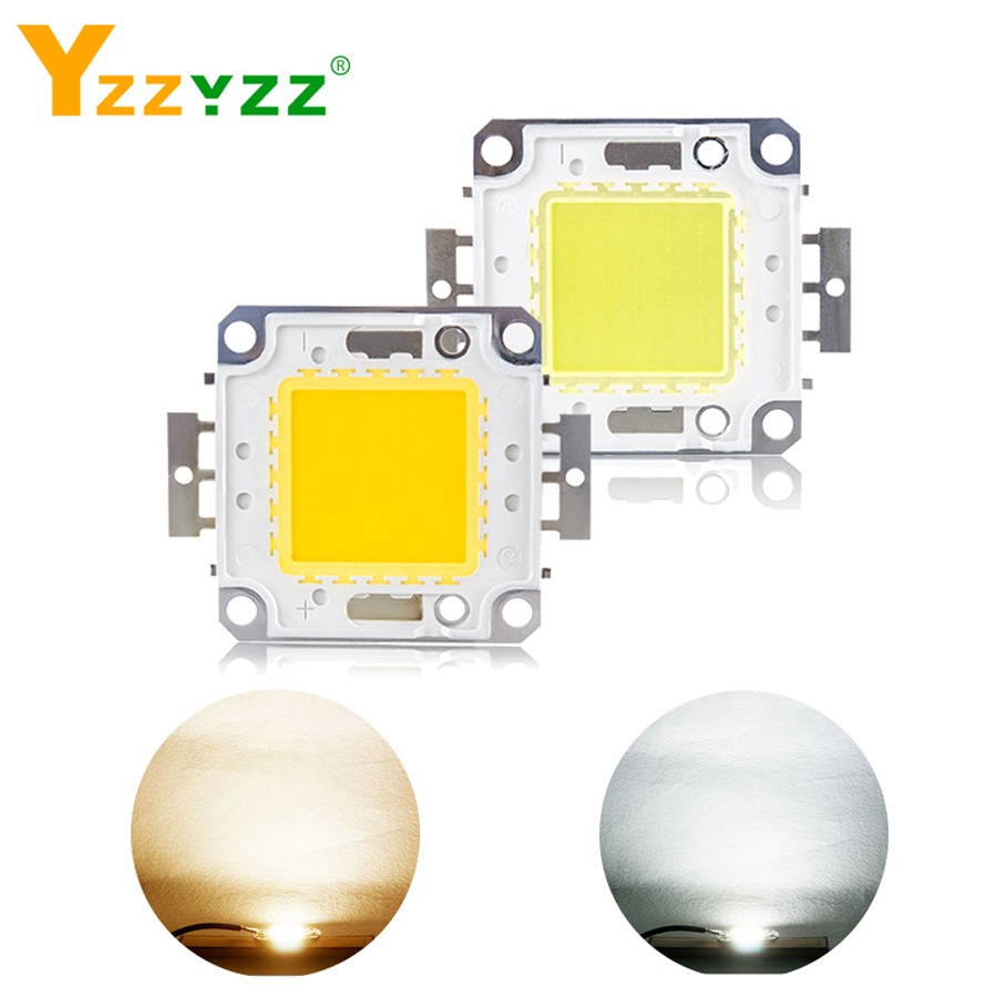 LED Chip 10W 20W 30W 50W 100W SMD High Power Light Warm Nature White For DIY 10 <font><b>20</b></font> 30 50 <font><b>100</b></font> Watt LED Beads Floodlight Spotlight image