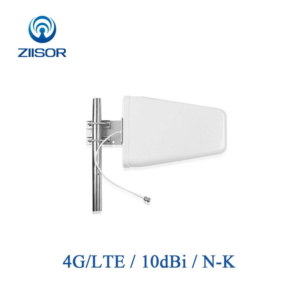 4G Log Periodic Outdoor Antenna 10dBi Directional Signal Booster Repeater LTE External Antenna N Female WLAN WiFi TX4G-PB-4121