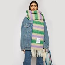 NEW ACNE Fashion Scarves Women Soild Dot Printing Button Soft Shawls Wraps Lady Solid Scarves Fashion Tassels Pashmina