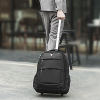 Backpack On Wheels For Business Travel