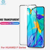 Cola completa vidro temperado para huawei p30pro p20pro p inteligente 2020 p plus 2019 p20lite p30 lite vidro protetor de tela do corpo