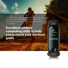 M3 Bluetooth Smart Band Call Reminder Message Reminder Heart Rate & Blood Pressure Monitor Fitness Tracker Smartband Wristband цена