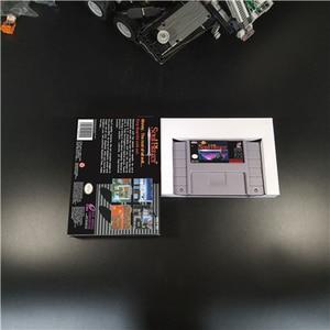 Image 2 - Soul Blazer   RPG Game Card Battery Save US Version Retail Box