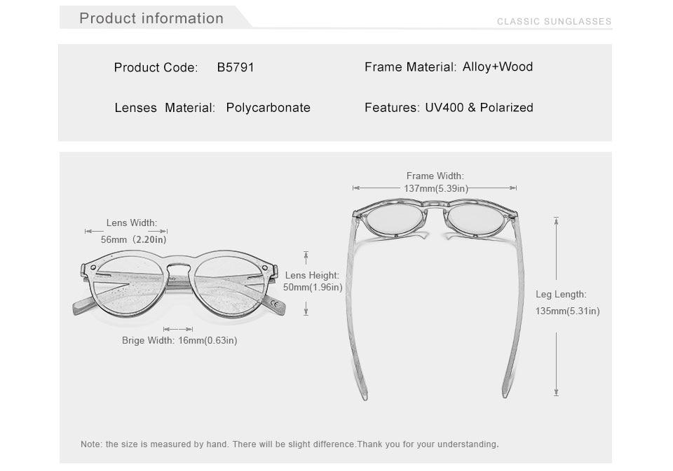H8dd7deb077b54354a97d87813280865fH Custom LOGO Natural Wooden Sunglasses GIFTINGER Bubinga Men's Polarized Glasses Wooden Fashion Sun Glasses Original Accessories