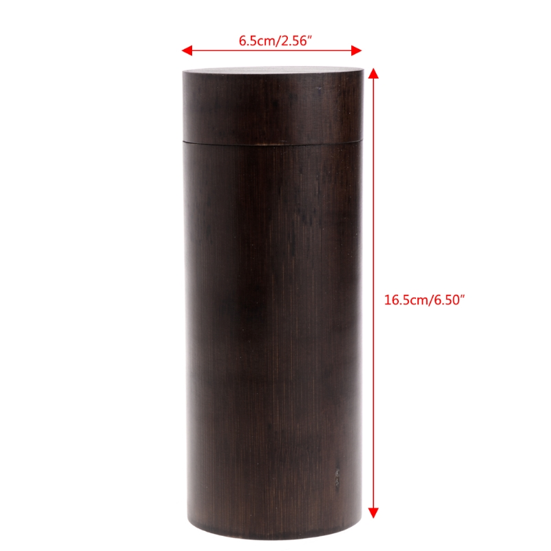 Винтажные Унисекс ручной работы бамбуковые деревянные солнцезащитные очки коробка рамка очки футляр держатель